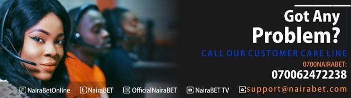 NairaBET Contact