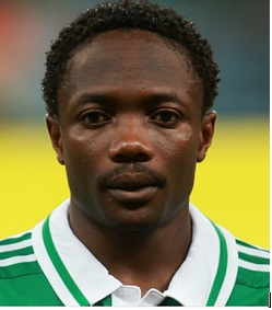 Ahmed Musa Player