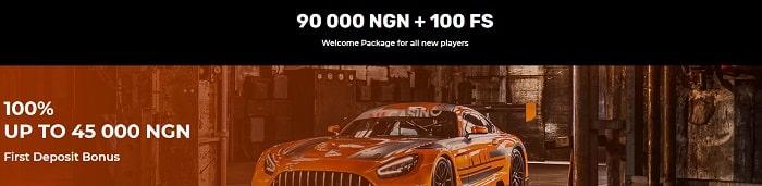 N1Bet Casino Bonus